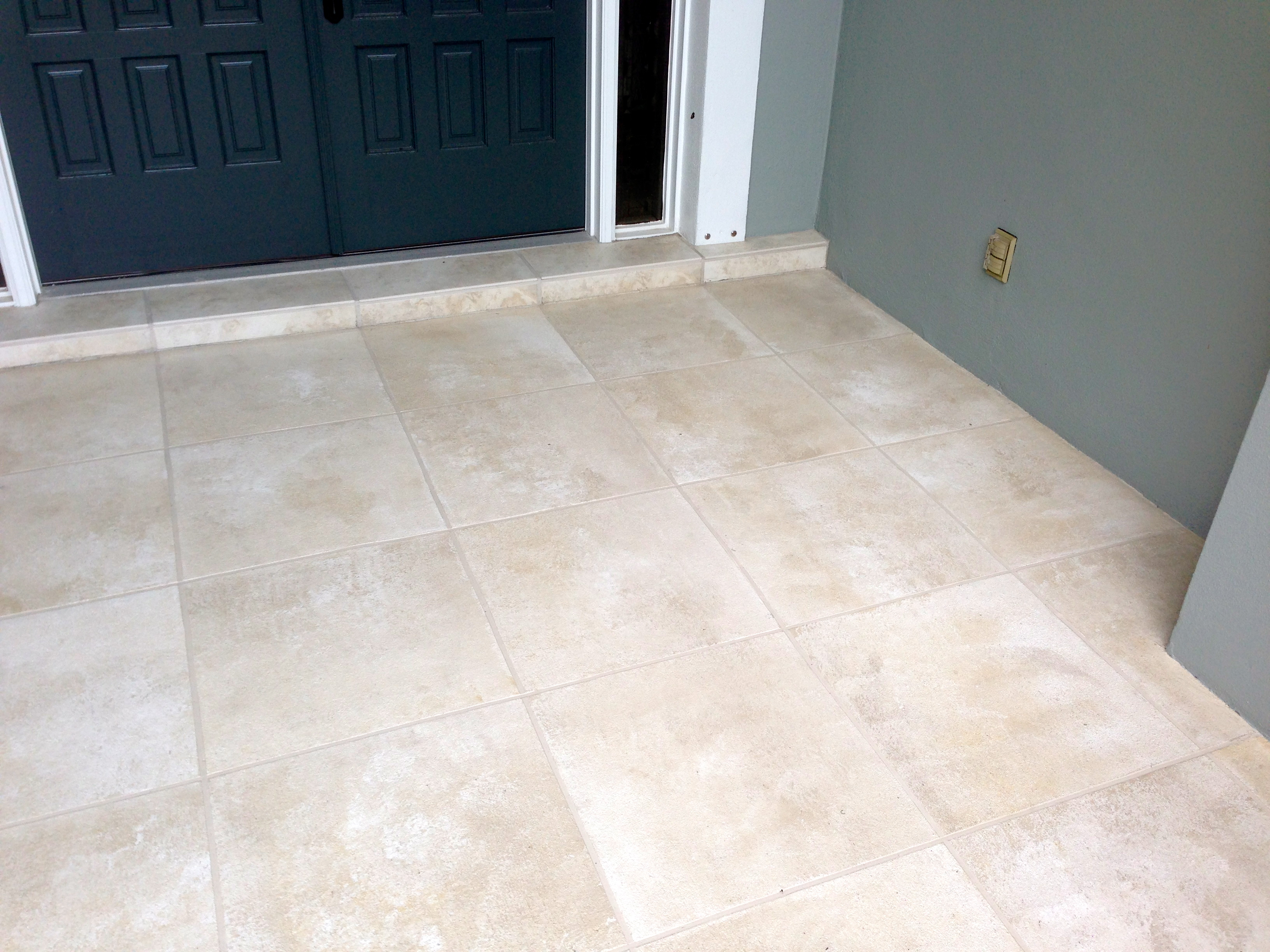 Concrete Designs Florida Tile Entryway In Indiatlantic