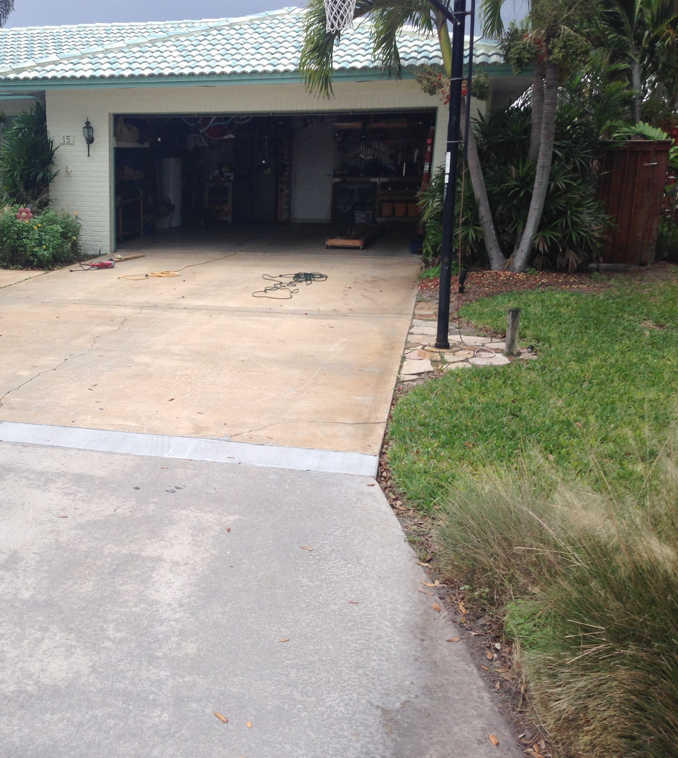 Ideas Related Keywords Suggestions Concrete Driveway Ideas