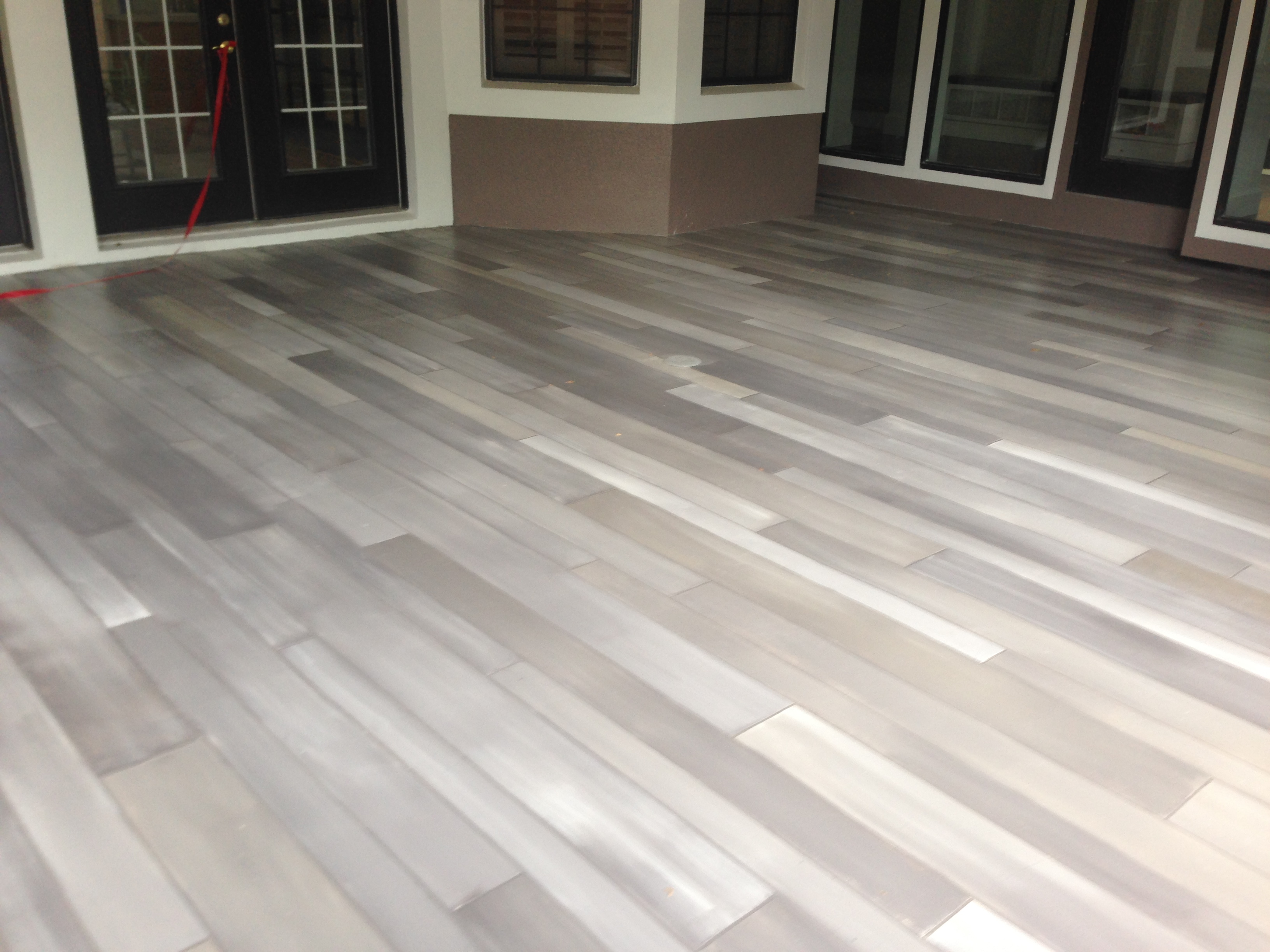 Concrete designs florida patio refinishing for Terrace tiles