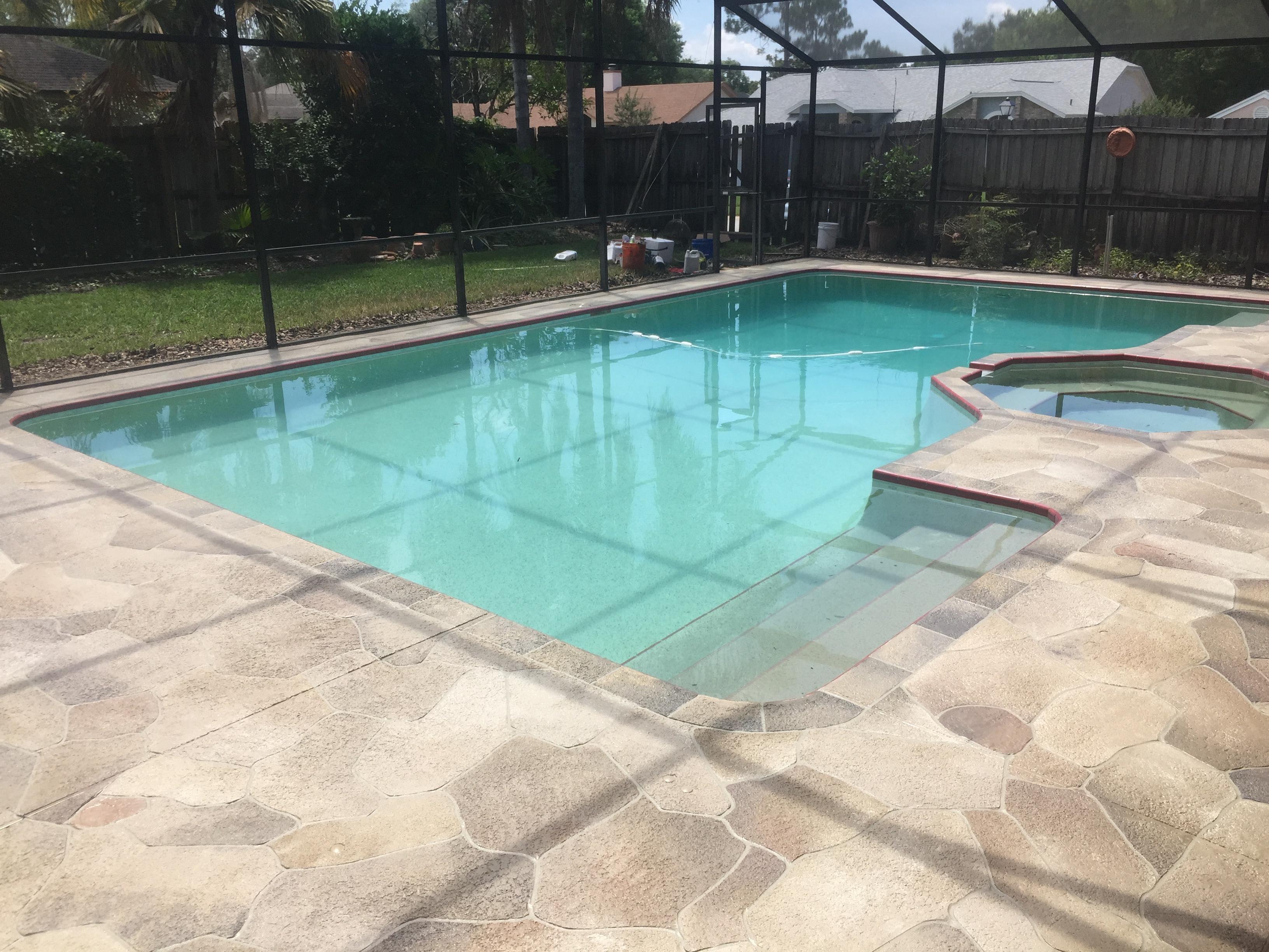 Concrete Designs Florida Decorative Pool Deck Florida